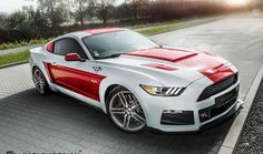 Awesome Ford 2017: 2017 Ford Mustang by Carlex Design... Car24 - World Bayers Check more at http://car24.top/2017/2017/02/15/ford-2017-2017-ford-mustang-by-carlex-design-car24-world-bayers/