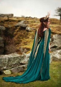 Medieval mujer