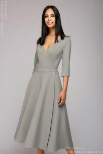 Повседневное платье купить от производителя недорого - 1001 DRESS