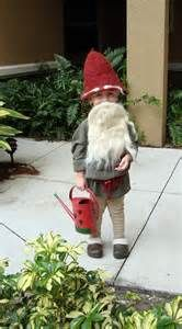 ... garden gnome costume diything fell in love with this handmade costume