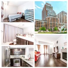 New Listing! Book your showing today! 1+1 BR 2 WR Condo Located in Toronto $387,888 MLS#: C3518658 #torontorealestate #condoforsale #hotproperty #searchrealty