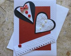 Carta fatta a mano di nozze