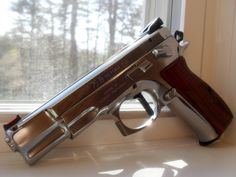Stainless CZ75