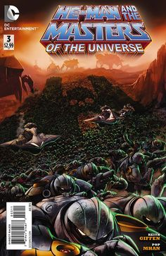 DC's New 'He-Man And The Masters Of The Universe' Comics Are Secretly Awesome - ComicsAlliance
