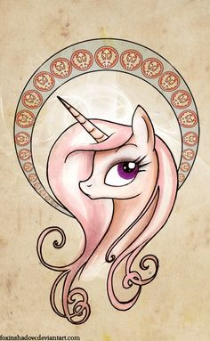 MLP Art... beautifully done
