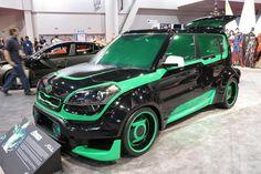 Kia Green Lantern Soul