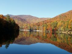 Vogel State Park, Blairsville, GA...One of my favorite places