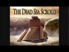 Scrolls Video... Dead Sea, Israel...