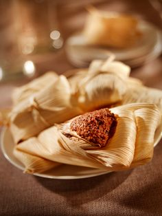Tamales de chocolate #CuidarseEsDIsfrutar