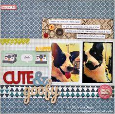 Cute & Goofy - Scrapbook.com