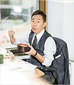 Noritake Kinashi 木梨憲武 Suit Fashion, Fasion, Mens Fashion, Noritake, Men's Style, Suits, Clothing, How To Wear, Chic