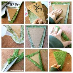 How to make a moss c