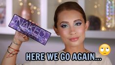 URBAN DECAY ULTRAVIOLET NAKED PALETTE REVIEW - YouTube Urban Decay Palette, Naked Palette, Nicol Concilio, Guys Thoughts, Maybelline, Nyx, Face Facial, Korean Skincare, Facial Cleanser