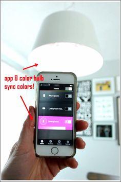 Come impostare Philips Hue Starter Kit - Decorazione Te Starter Kit, Hue, Color, Colour, Colors