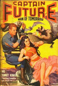 Captain Future (Summer 1942)