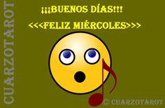 BUENOS DÍAS¡¡¡ https://www.cuarzotarot.es/ #FelizMiércoles #VidaSana #Suerte #Deseos #Amuletos #Destino