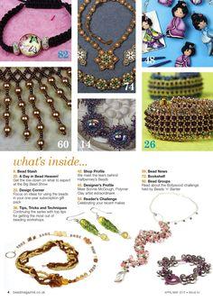 Bead & Jewellery - April 2015