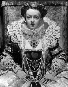 The Virgin Queen (1955) Bette Davis as Queen Elizabeth I