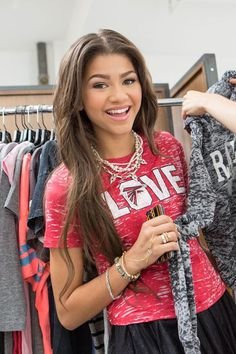 "Shake It Up's Zendaya Spills About Her Brand-New Single ""Replay"" and Back-to-School Must-Haves"