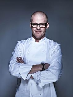Heston Blumenthal - The Fat Duck Chef - Michelin stars