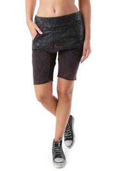 Shorts Donna Bray Steve Alan (VI-H624) colore BrąZowy Scuro