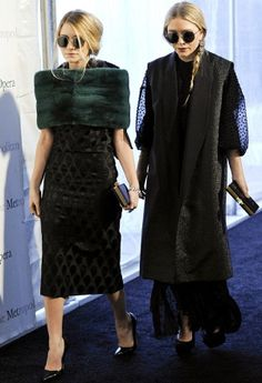 TWO OF MY BIGGEST INSPIRATIONS WHEN IT COMES TO FASHION.   - MARY-KATE AND ASHLEY OLSEN