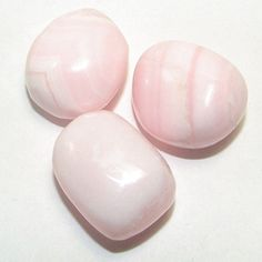 Mangano Calcite: This is a soft stone of forgiveness that brings unconditional love. Releases fear and grief from the past, helps with self-worth, lifts anxiety, prevents nightmares. Minerals And Gemstones, Crystals Minerals, Rocks And Minerals, Stones And Crystals, Gem Stones, Loose Gemstones, Crystal Magic, Crystal Healing, Mineral Stone