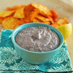 Spicy Black Bean Hummus (Vegan, Gluten-Free) | Gluten Free and Vegan Recipes by Michelle Blackwood