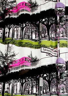 BERLIINI | Vallila Interior Ikea Fabric, Marimekko, Helsinki, Finland, Touring, Towels, Sweet Home, Decorating Ideas, Fabrics