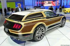 2016 mustang concept car - Google Search