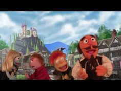 Romeo and Juliet: A Puppet Music Video! - puppet music vide recap of Shakespeare's Romeo & Juliet.  Kid safe and safe for work.