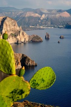 Lipari, il panorama da Quattrocchi Italy.