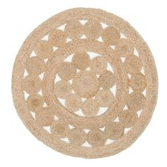 Temple and Webster, $88. Idea for bathroom. but at 120 diameter it's prob too big :(