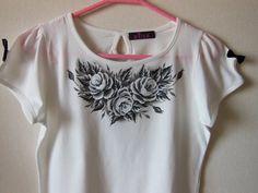 camisetas tecido ROSAS - Buscar con Google