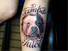 Realistic Eyeball Tattoos | pitbull tattoos pitbull tattoo designs pit bull tattoo pitbull tattoo ...