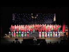 ▶ The Gift Goes On- First and Second Grade- 2012 Elementary Christmas Program - YouTube