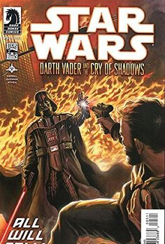 Star Wars: Darth Vader & The Cry of Shadows (2013 series) #5 @ niftywarehouse.com #NiftyWarehouse #Geek #Products #StarWars #Movies #Film