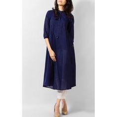 Shirt/Kurti: Fabric: Plian Linen Kurti.