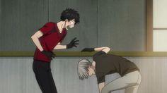 Ice Screen, Yuri Katsuki, ユーリ!!! On Ice, Yuri On Ice, Anime, Fan Art, Ghibli, Otaku, Shots