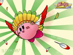 Kirby Wing by Blopa1987