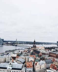 Riga, Latvia | Sea of Atlas:
