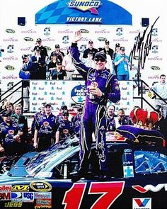 AUTOGRAPHED 2011 Matt Kenseth #17 Wiley-X VICTORY LANE 8x10 NASCAR Photo by Trackside Autographs. $49.95. For your viewing pleasure: *AUTOGRAPHED* 2011 Matt Kenseth #17 Wiley-X VICTORY LANE 8x10 Photo. This beautiful, glossy NASCAR picture has been Hand-Signed by Matt through a well-respected member of Global Authentication. You will receive a Certificate of Authenticity (COA) with your purchase, and we also offer a 100% life-time guarantee regarding authenticity!...