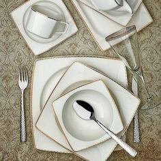 Serwis Obiadowy Porcelanowy 85 El.