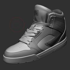 Character Modeling, 3d Character, Character Design, 3d Modeling, Nike High Tops, Jamie Lee, Cyberpunk Art, Cg Art, Game Assets