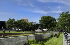 Military Park, Newark. NJ ©2014