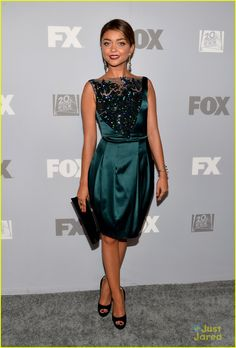 Sarah Hyland: Fox Emmy Party Pretty | sarah hyland fox emmy party 07 - Photo