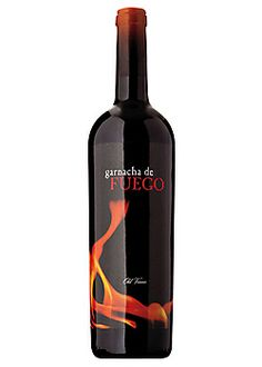 Garnacha de Fuego Old Vines  Calatayud, Spain- A full bodied Spanish red showing intense dark fruit flavors of plum and cherry framed with ripe tannins that end in a very long finish. From the Jorge Ordonez Spanish portfolio, this Old Vines Garnacha is a fantastic value. Perfect with red meats and strong cheeses.