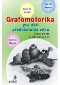 Kniha Grafomotorika pro děti předškolního věku