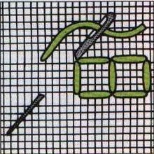 Hardanger Embroidery, Folk Embroidery, Cross Stitch Embroidery, Cross Stitch Patterns, Embroidery Designs, Bargello, Needle And Thread, Blackwork, Sewing