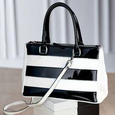 Patent-Stripes-Italian-Leather-Handbag